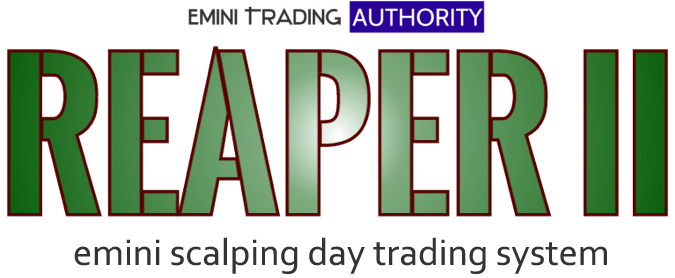 Crush it in Emini Futures Trading with REAPER II – Trading for a Living in a Couple Hours a Day – FUN!
