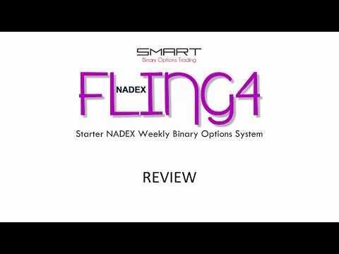 FLING4 NADEX Weekly Binary Options System Review