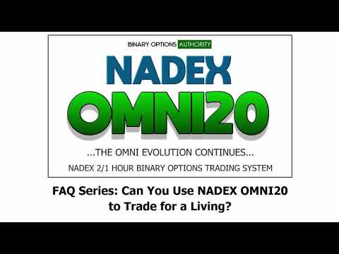 FAQ Series Can You Use NADEX OMNI20 to Trade for a Living