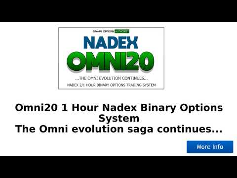 OMNI20 NADEX Binary Options System – If You're Looking for Getting Trading for a Living Done …