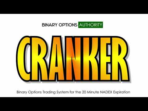 CRANKER   NADEX 20 Exp Binary Options System Review and Overview